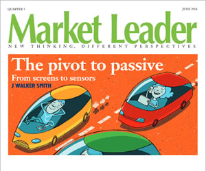 Marketing Leader June 2014